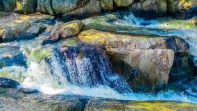Taches de nature et de forêt chez Phulabani, Kandhamal photo stock