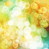 Taches floues d'abstrait Photos libres de droits
