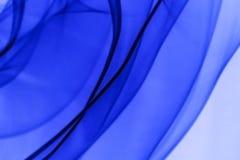 Taches floues de fil de lueur Photographie stock