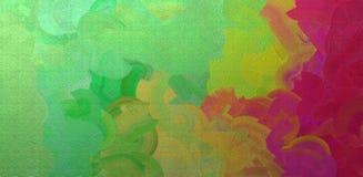 Taches lumineuses d'aquarelle Photos stock
