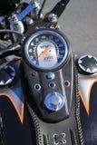 Tachimetro della bici Fotografie Stock Libere da Diritti