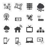 Tachnology icon Royalty Free Stock Images