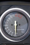 Tachometer Royalty-vrije Stock Foto's