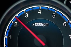 Tachometer Stock Photography