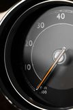 Tachometer detail Stock Photo