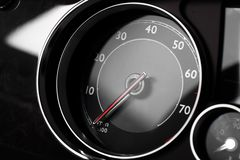 Tachometer detail Stock Images