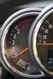 Tachometer detail Stock Photos