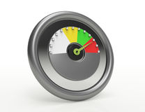 Tachometer icon. Royalty Free Stock Images