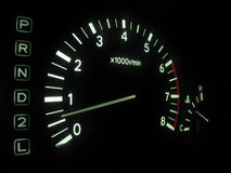 The tachometer Stock Images