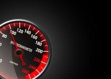Tachometer-like sphygmomanometer Stock Image