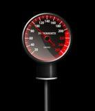 Tachometer style Sphygmomanometer Royalty Free Stock Photos