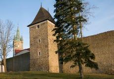 Tachov,捷克共和国 免版税库存图片