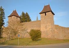 Tachov,捷克共和国 库存照片