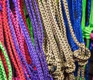 Tachuela equina colorida Fotos de archivo