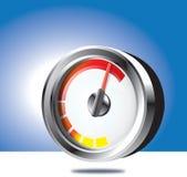 Tachymètre Image libre de droits