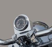 Tachymètre de motocyclette Photos stock