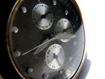 Tachymeter Watch Royalty Free Stock Images