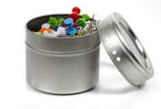 Tack COntainer Royalty Free Stock Photos