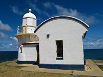 Tacking Point Lighthouse Stock Photography