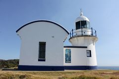 Free Tacking Point Lighthouse 2 Royalty Free Stock Photo - 35990925