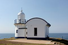 Free Tacking Point Lighthouse 3 Stock Image - 35990901