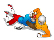 Tackle! Stock Images