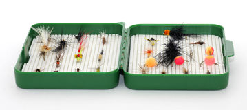 Tackle Box Stock Image