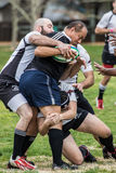 Tackle High and Low Royalty Free Stock Images