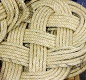 Tackle ropes Royalty Free Stock Photo