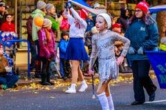 Tacksägelse Macy Parade 2015 arkivbild