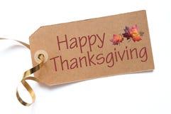 Tacksägelsedaghälsning arkivbilder