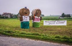 Tacksägelsefest i Polen Royaltyfri Foto