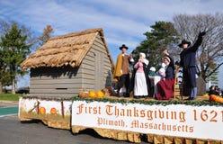 Tacksägelsen ståtar - November 20, 2010 Royaltyfri Bild