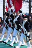 Tacksägelsen ståtar - November 20, 2010 Royaltyfri Fotografi