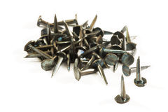 Tacks 02 Royalty Free Stock Image