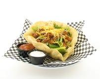 taco σαλάτας στοκ φωτογραφία με δικαίωμα ελεύθερης χρήσης