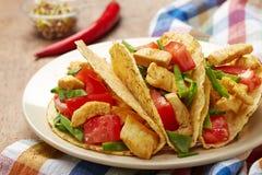 taco цыпленка Стоковая Фотография RF