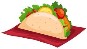 Taco Stock Image