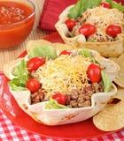 taco салата еды Стоковые Изображения RF