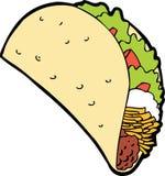 Taco Foto de Stock