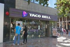 Taco Bell Photos libres de droits