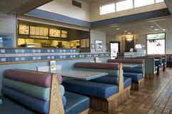 Taco Bell restaurang royaltyfria bilder