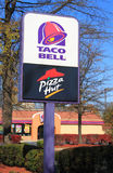 Taco Bell Sign Stock Images