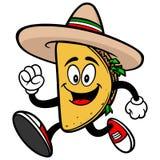 Taco-Betrieb lizenzfreie abbildung