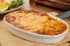 taco casserole Стоковое Фото