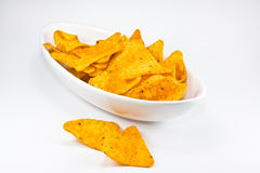 Taco chips Royalty Free Stock Photos