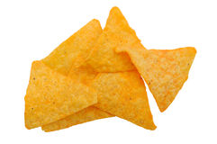 Taco chips Stock Photos