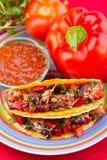 Taco classico Immagini Stock