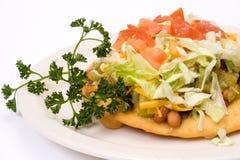Taco del pueblo Fotografie Stock