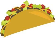 Taco Dinner Stock Photo